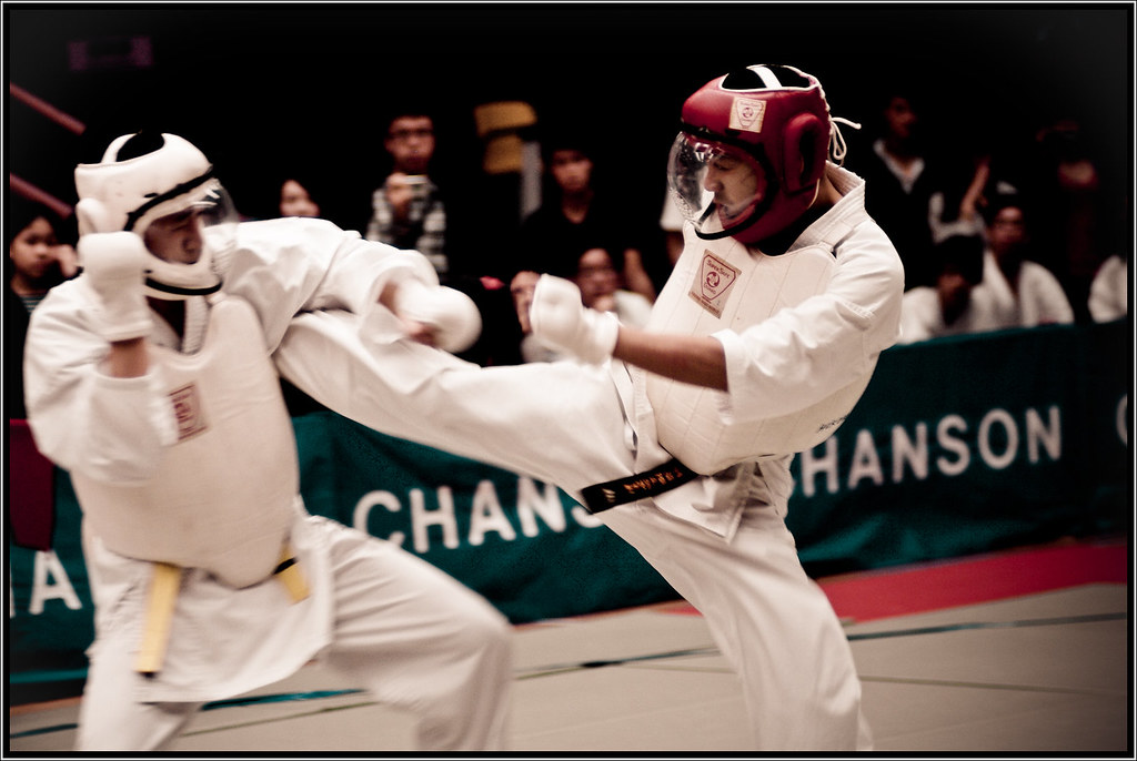 2010香港硬式空手道比賽