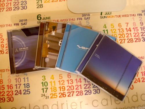 Sub Delay CDs