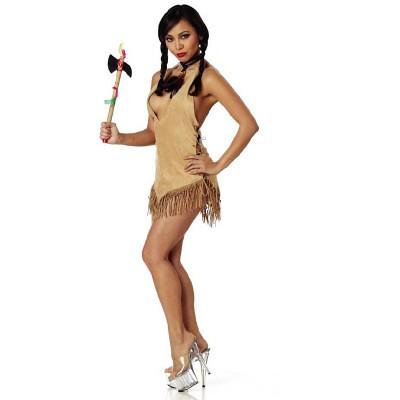 Sexy Pocahontas