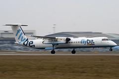 G-ECOD - 4206 - FlyBe - De Havilland Canada DHC-8-402Q Dash 8 - Luton - 100311 - Steven Gray - IMG_8200