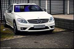 Mercedes-Benz CL65 AMG (Laurens Grim) Tags: white photography mercedes benz nikon fotografie grim engine bert turbo mercedesbenz expensive rims laurens luxery cl 65 sportscar amg dealer v12 18105 veenendaal biturbo d90 cl65 stemerdink