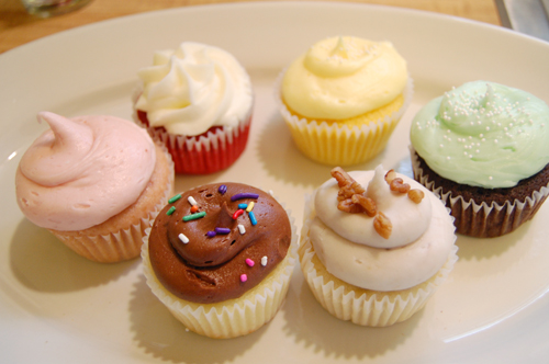 Muddy's Bake Shop - cupcakes!