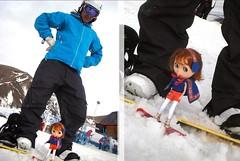Snowboard lesson (8/52)