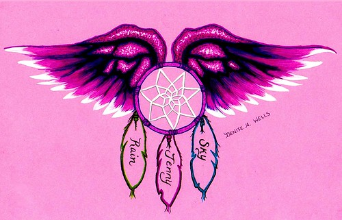 Family Tattoo Design by Denise A. Wells by ♥Denise A. Wells♥ Happy