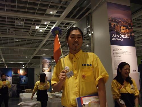 IKEA新三郷のやまちゃん