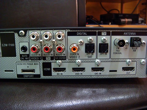 HT-SF360 擴大機