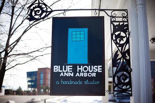 Blue House Ann Arbor