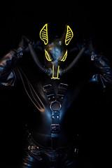 Jackal 7 (rebreatherstudent) Tags: rubber gasmask drysuit aquala smashwolf wildgasmasks