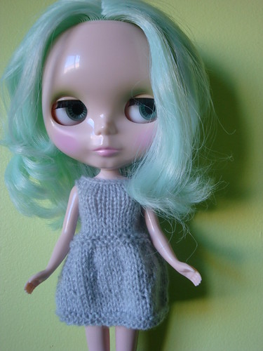 Little knit dress =)