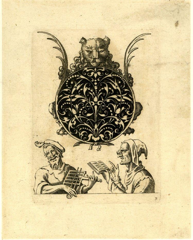 Jakob von der Heyden (after Jean Toutin) 1630 a