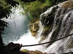 Got milk? (Ezniter) Tags: waterfall cascada huasteca sanluispotosi tamul tamasopo