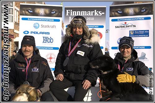 Finnmarkslopet-Champions 2010