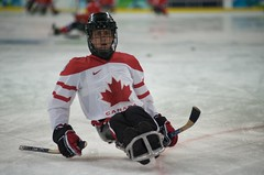 Bronze Medal Sledge Hockey