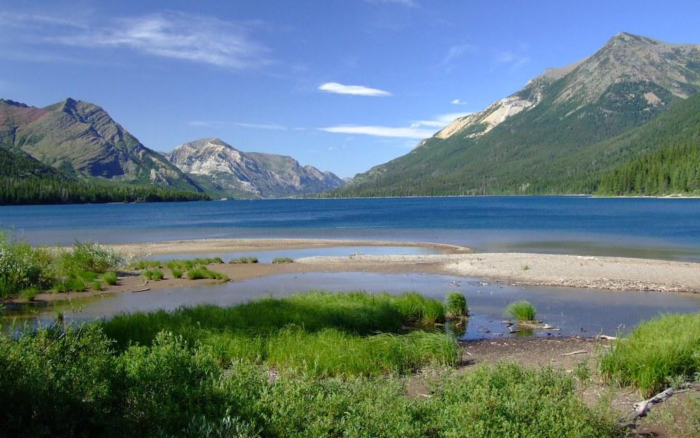 Waterton Lake (Goat Haunt)