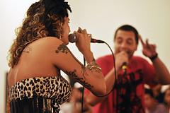 A Dama e o Vagabundo (Carla Arakaki) Tags: show music nikon som hiphop rap música nathy ogi espaçosoma presençafeminina
