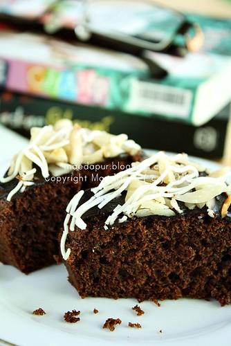 Choco Chiffon Cake