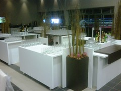 Short-term event displays&furniture