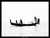 gondolino (wolfman85) Tags: venice sea bw white black canon gondola laguna venezia siluet controluce veneto g10 mywinners gondolino