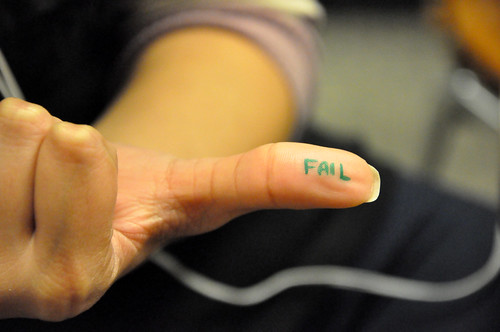 FAIL by Sixth Lie, on Flickr