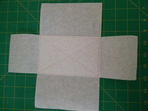 Interfacing Sewn