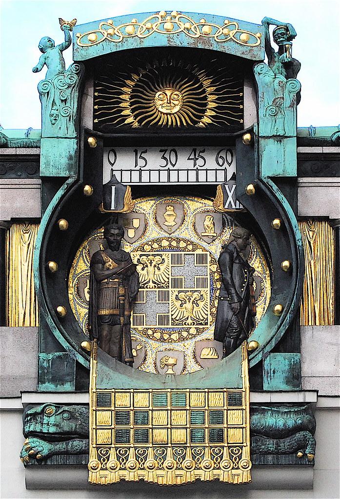 Ankeruhr - Viena