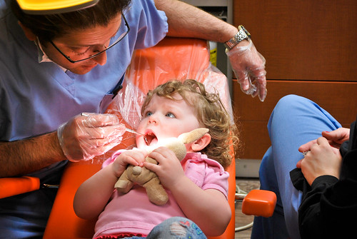 Emily's First Dentist Appy
