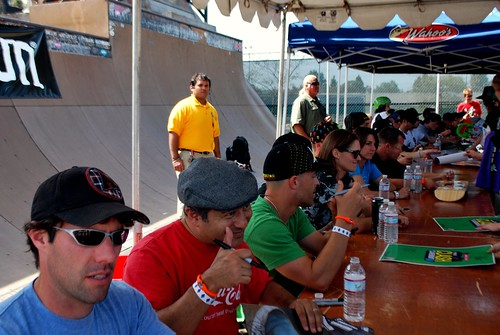 Autograph Session 2 Clash at Clairemont IV