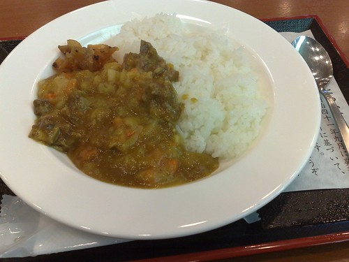 Imperial Navy curry and rice