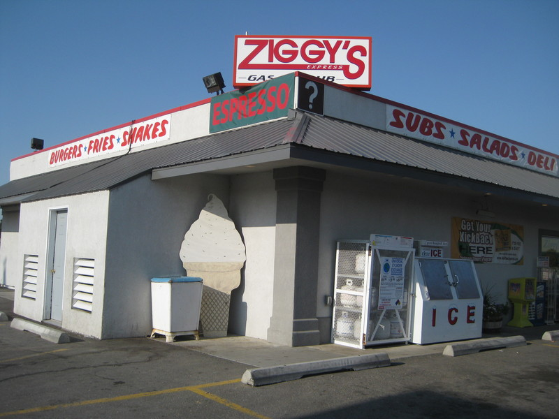We Love Ziggy's!