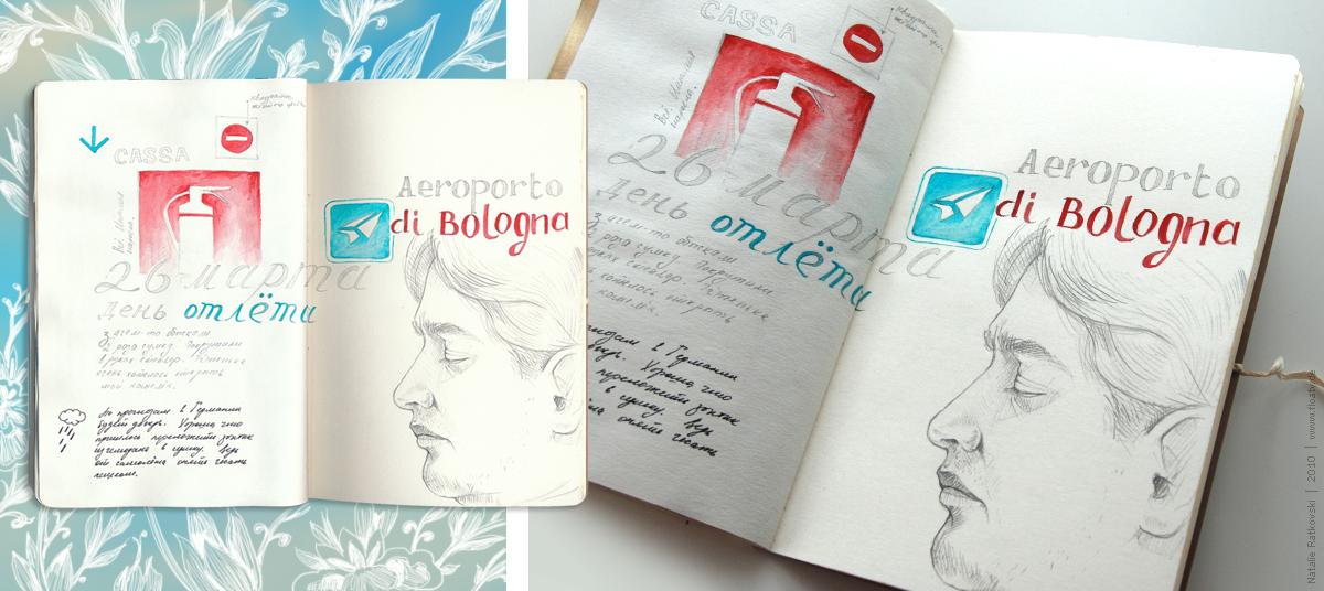 Bologna travel book 18