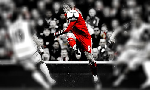 Torres Blurred V Sunderland by hiphopdj