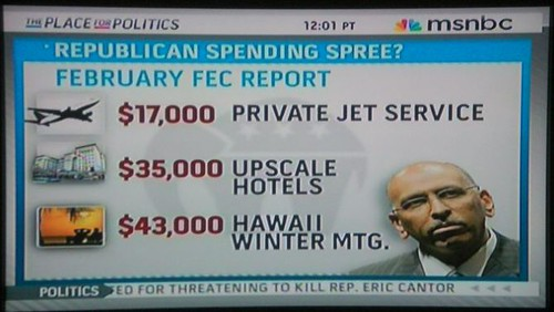 Michael Steele RNC spending spree