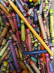 crayola (Lisa.Champion) Tags: art colors kids primary crayolas canonsx210