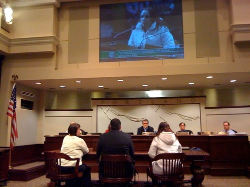 City Council considers Portland Police oversight