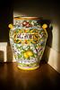 pottery (ClassenDesign, LLC) Tags: vase italianpottery aquafortis
