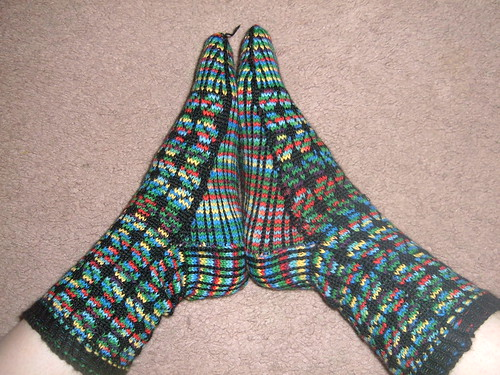 Sock Madness 4, Round 2 final
