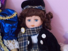 the little one (moonandstarlite) Tags: blue ireland red irish baby green silver real gold scotland doll dragon witch vampire ghost scottish spell haunted collection fairy faery haunting enchanted possessed fae djinn entity humanhaunteddoll