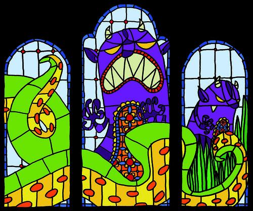 Monsters & tentacles