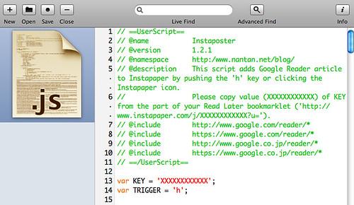 Instaposter Script