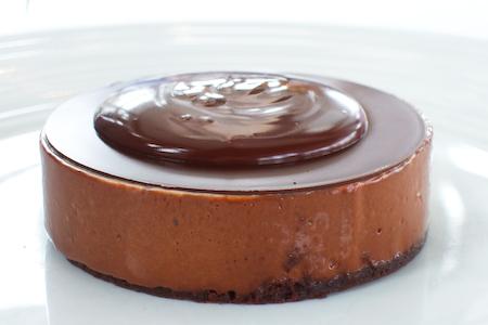 Eight Texture Chocolate Cake Recipe