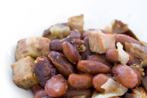 Kielbasa and Beans 6