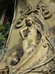 Maison Lavirotte, 29 Av. Rapp, Paris, VII-eme (dragos_z) Tags: paris artnouveau jules lavirotte viieme