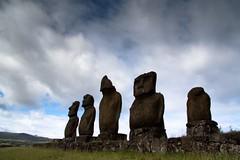 20091224 Isla de Pascua 008 (blogmulo) Tags: world chile travel easter wonder lost island ar culture pascua viajes te moai civilizations isla peu cultura ahu canon450d blogmulo canonrebelxsi canonkissx2