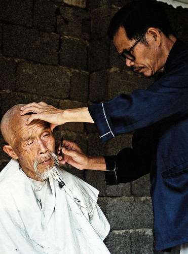 Yangshuo barber2