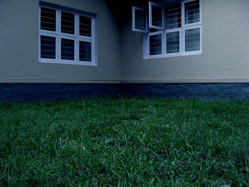 house abstract color green art home window grass architecture canon garden photography photo asia day photos ryan live