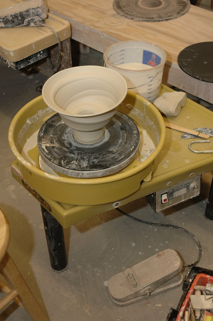 Brent Pottery Wheel Parts