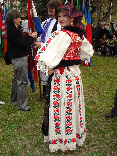 Croatian folk costume. (Slavonia) by Insensata!