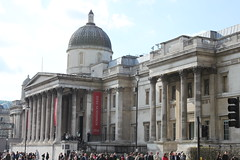 National Gallery : Family friendly gallery in central London