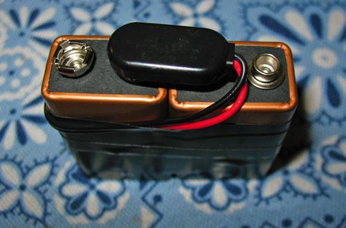 lantern battery pack