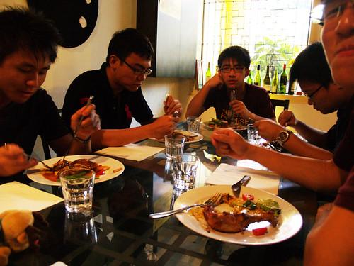Makan Time